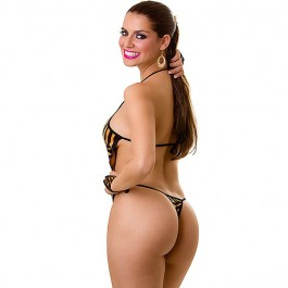Fantasia Body Tigresa costas